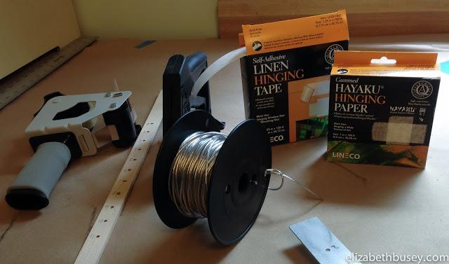 The unsung tools of a quality framing job -- no hot glue please!