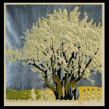 Gustave Baumann Processions without Metal Leaf