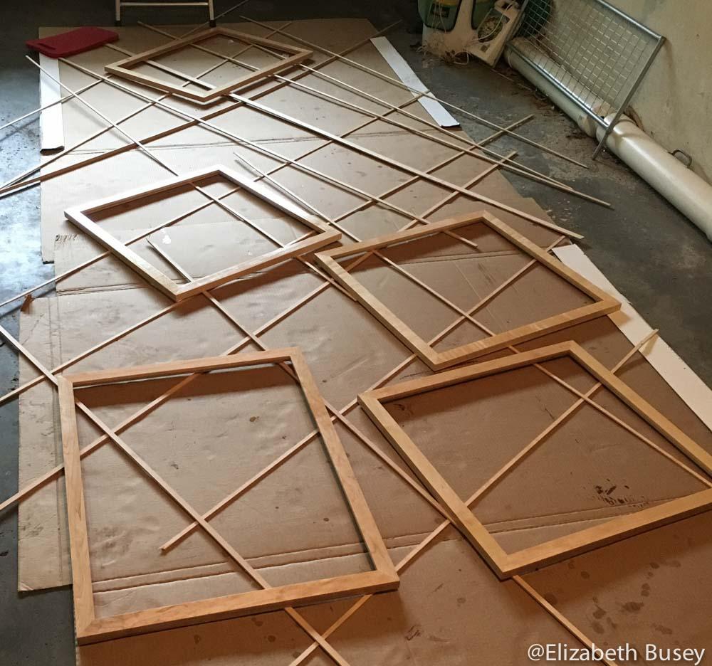 Framing materials 2