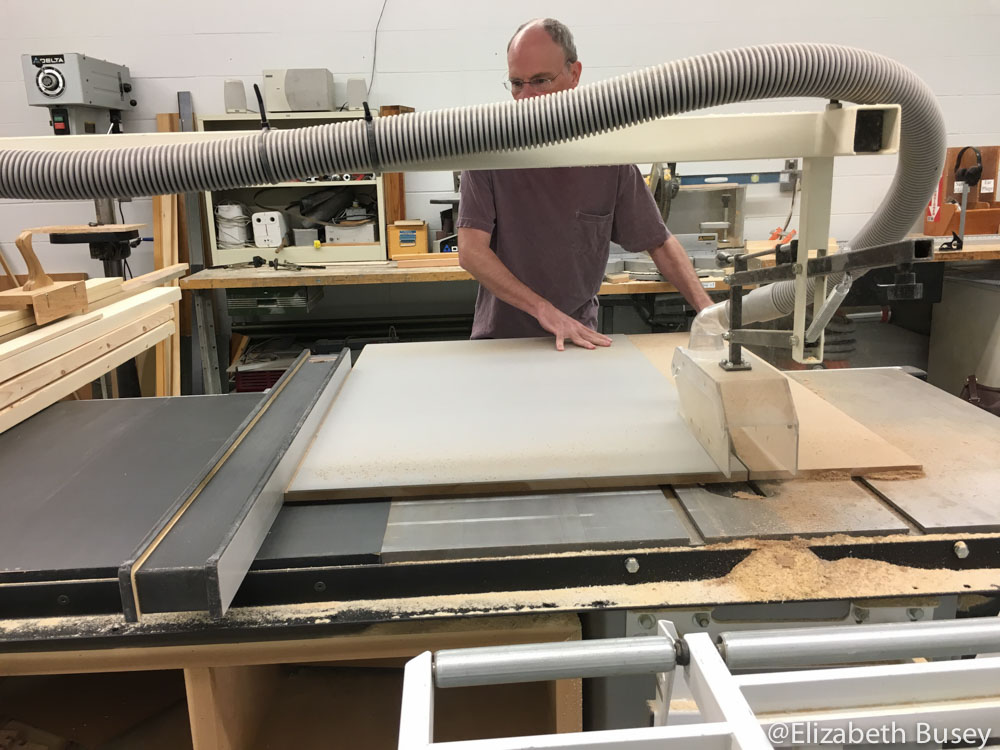 great big table saw