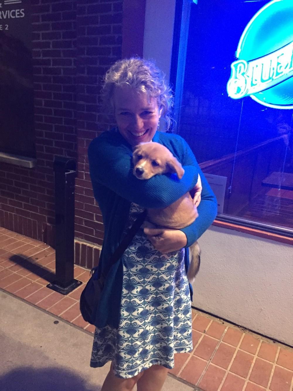 puppy in Belleville